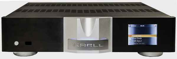 Krell Connect new