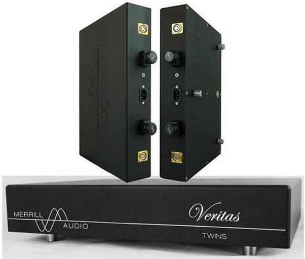 Merrill Veritas Twins Amps
