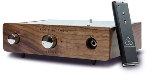 Red Wine Audio Renaissance Edition Hi-Fi Components