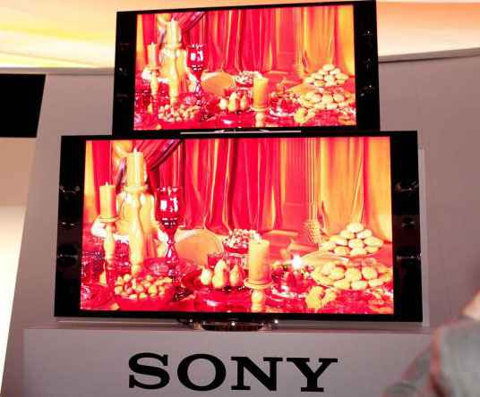 Sony Announces 2013 BRAVIA TVs at CES 2013 2