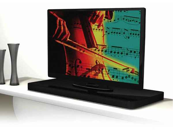 AudioXperts 4TV Audio Entertainment Consoles