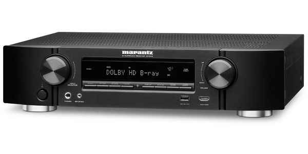 Marantz NR1504 and NR1604 AV Networking Receivers