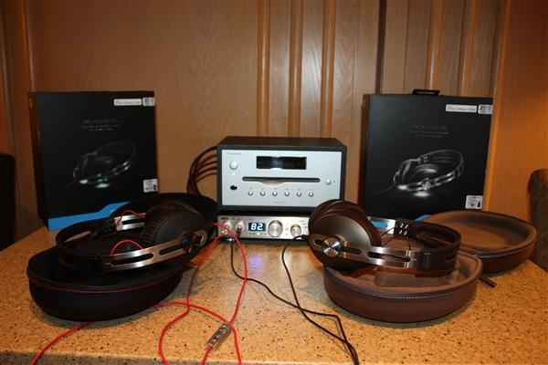 Sennheiser-Momentum-Headphone (Custom)