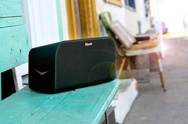 Klipsch Music Center KMC 3 Bluetooth Speaker