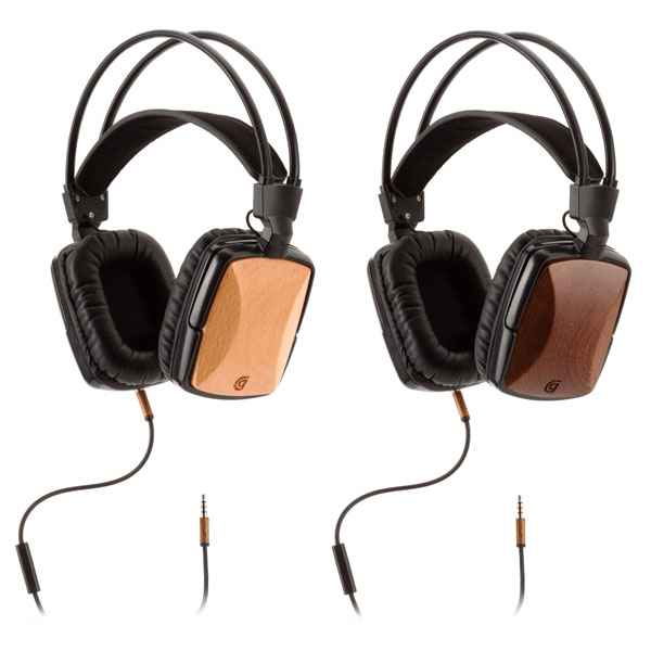 Griffin Technology WoodTones Headphones