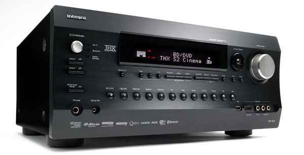 Integra DTR-50.5 AV Receiver