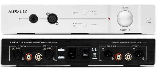 AuraLic Headphone Amp
