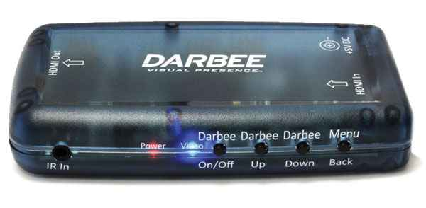 Darbee Visual Presence DVP 5000 Darblet Video Enhancer