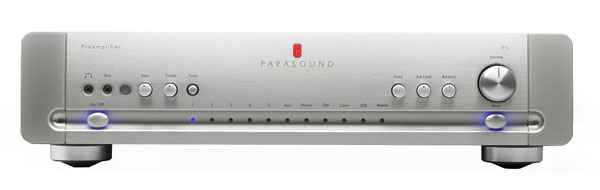 Parasound Halo P 5 Preamplifier