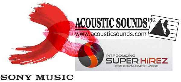 Acoustic Sounds - Sony Music - DSD