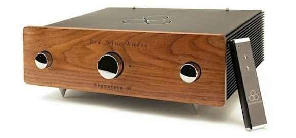 Red Wine Audio Signature 57
