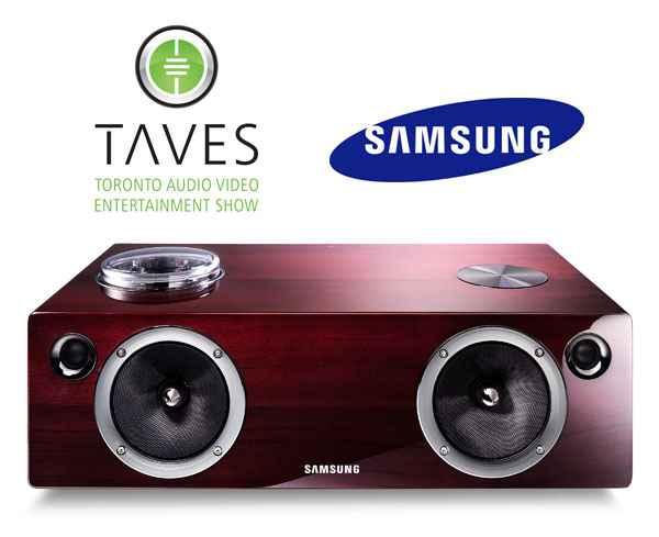 Samsung DA-E750 TAVES CANADA HiFi 2