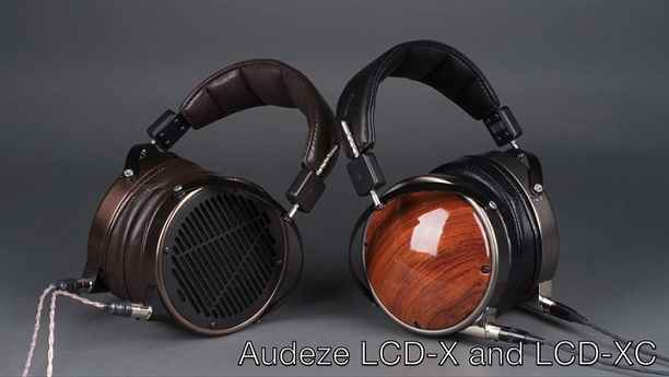 Audeze LCD-X and LCD-XC