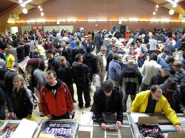 The Record Guys Toronto Vinyl Sale