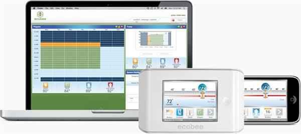 Ecobee Smart Thermostat (Custom)