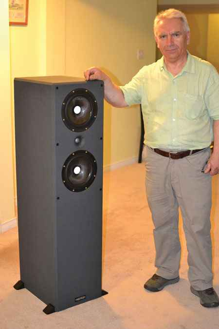 Reference 3A Nefes Loudspeakers Review
