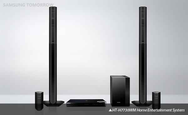 Samsung HT-H7730WM Home Entertainment System (Custom)