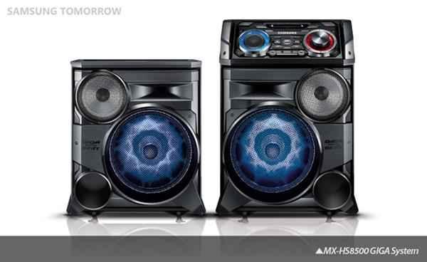 Samsung MX-HS8500 GIGA Sound System (Custom)