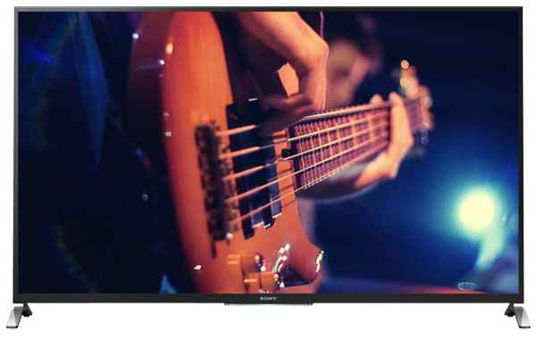 Sony KDL55W950B CES 2014 02