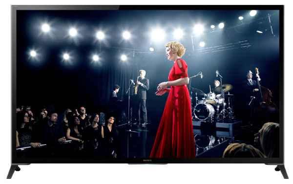Sony XBR65X950B CES 2014 01