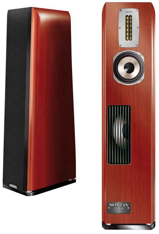 quadral Aurum Montan VIII Loudspeakers Review