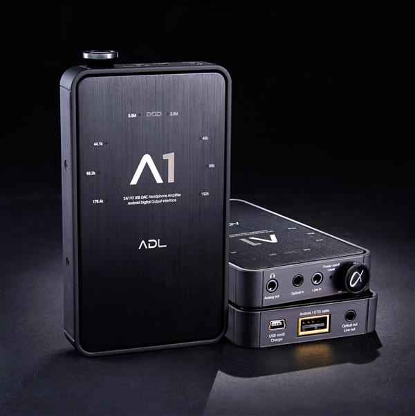 Alpha Design Labs A1 Headphone Amplifier