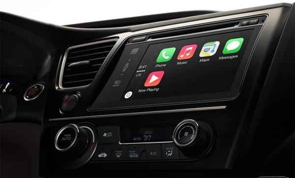 Apple CarPlay (Custom)