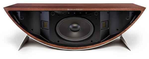 MartinLogan Crescendo Speaker System Inside