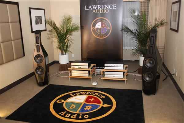 Lawrence Audio 1 (Custom)