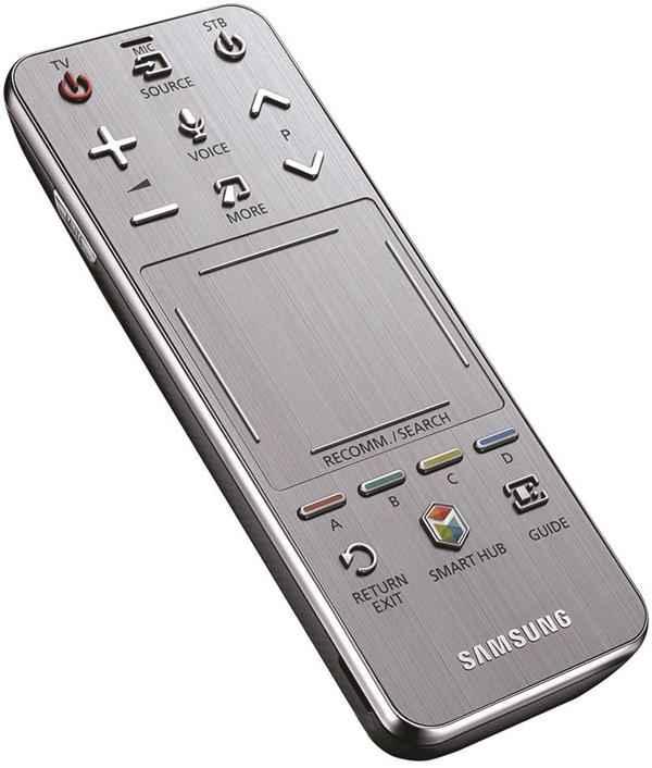 Samsung UN65F9000 Flagship 65-Inch 4K Ultra HDTV remote