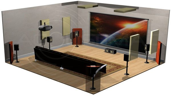 room acoutics panels web