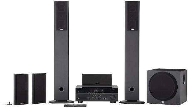 Yamaha yht htib systems novo audio and technology magazine for Yamaha htib review