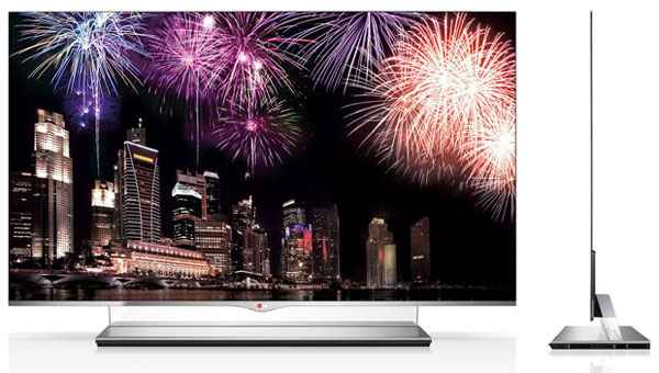 LG ELECTRONICS USA, INC. OLED TV