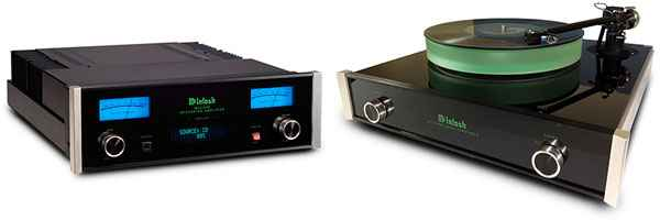 New McIntosh Products for 2012