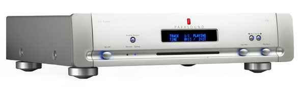 Parasound Halo CD 1 Compact Disc Player new