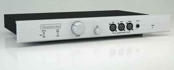 Bryston BHA-1 Headphone Amplifier Review