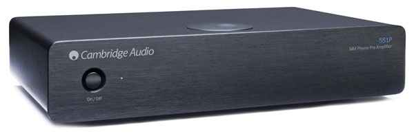 An Introduction to Phono Stages Cambridge Audio 551P