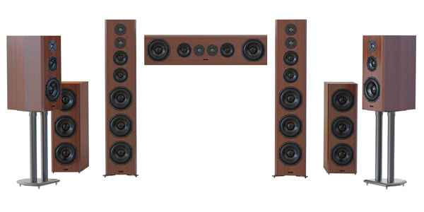 Bryston Speakers new