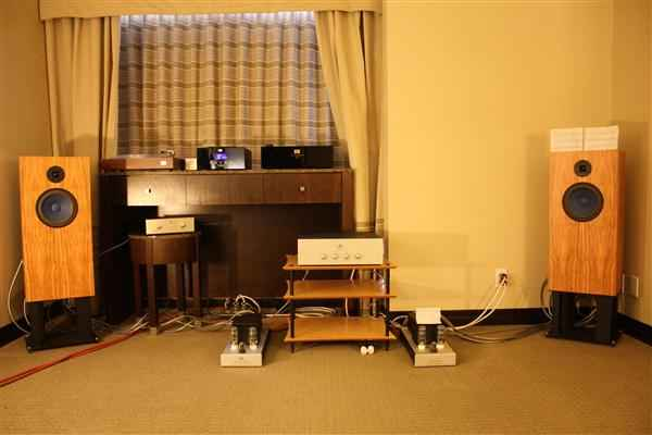 Audio-Note-CDT3-DAC-3.1x-TT2-Deluxe-M6-pre-2A3-amps (Custom)