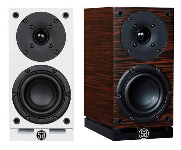 System Audio Aura 1 Bookshelf Loudspeaker