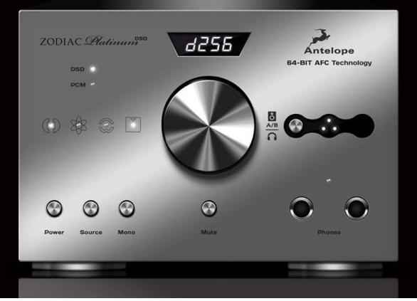 Antelope Audio Platinum DAC