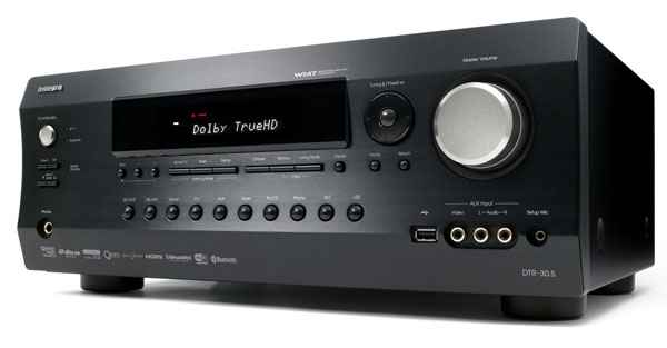 Integra DTR-30.5 AV Receiver with built-in Wi-Fi and Bluetooth web