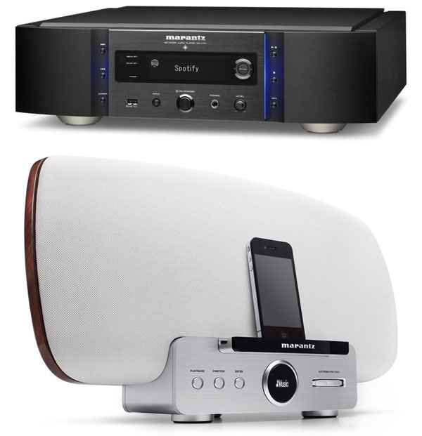 Marantz NA-11S1 Network Audio Player and Consolette