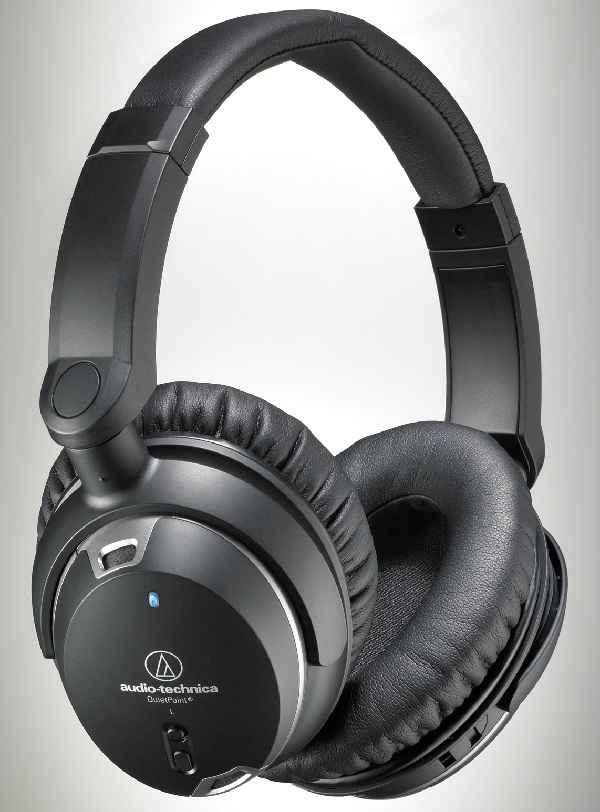Audio-technica QuietPoint Headphones