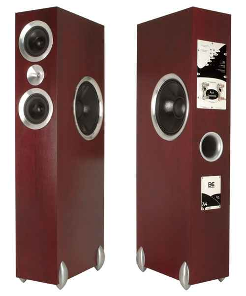 BC Acoustique ACT Series A4 Speakers