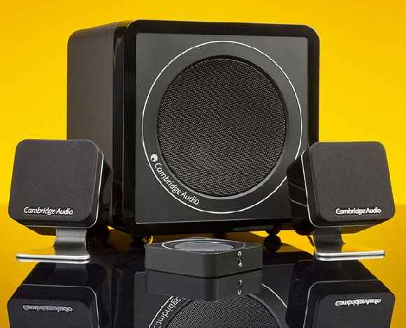 Cambridge Audio Minx M5 Speaker Systems Novo Audio And