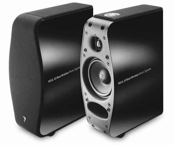 Focal XS Book Wireless Loudspeakers 01