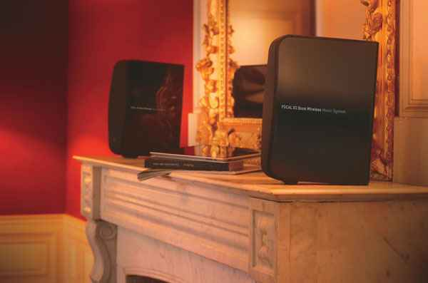 Focal XS Book Wireless Loudspeakers