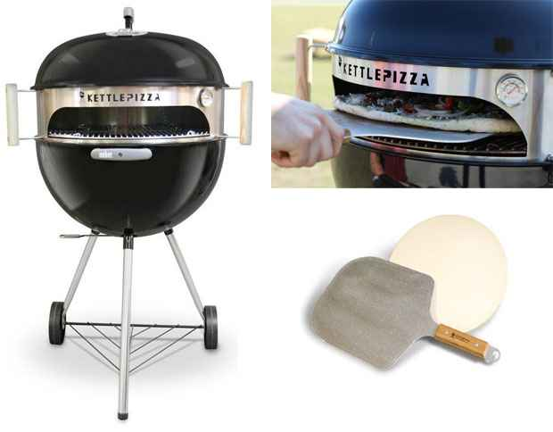 Kettle Pizza Deluxe USA Kit Giveaway