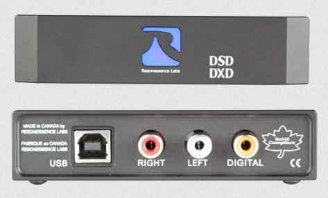 Resonance Lbs - DSD DXD